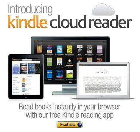 Kindle Cloud Reader | sincronizar ebooks