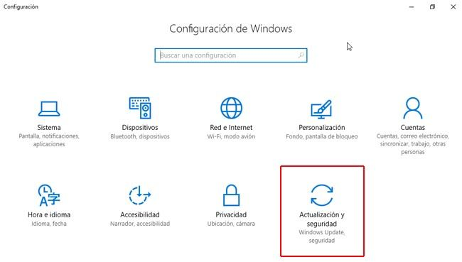 configuracion windows server 2016