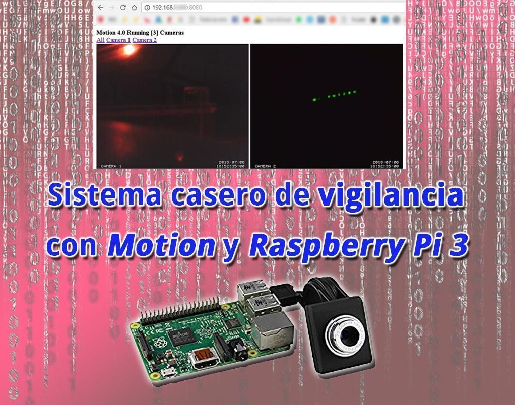 motion raspberry pi