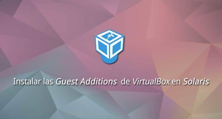 instalacion vbox guest additions solaris
